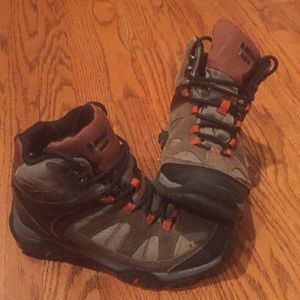 Youth HI Tech hiking boots